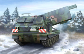 TR01046 1:35 M270/A1 Multiple Launch Rocket System - Germany