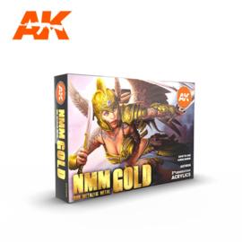 AK11606 NMM (Non Metallic Metal) Gold