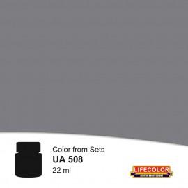 UA508 LifeColor Grauviolett rlm 75 FS36132 (22ml) (from CS07 set)