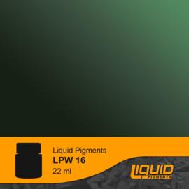 LPW16 Lifecolor Liquid pigments Fouling Green (22ml)