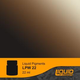 LPW22 LifeColor Liquid Pigments Carriage Grime (22ml)