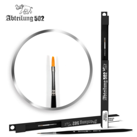 ABT835-4 Flat Brush 4