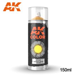 AK1023 Dunkelgelb Spray
