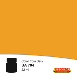 UA704  LifeColor Rust light shadow 2 (22ml) FS30252