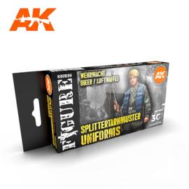 AK11624 3rd Gen SPLITTERTARNMUSTER UNIFORMS