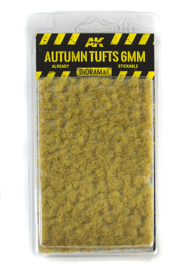 AK8116 Autumn tufts 6mm