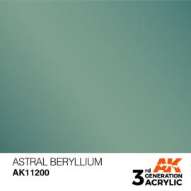 AK11200 ASTRAL BERYLLIUM – METALLIC