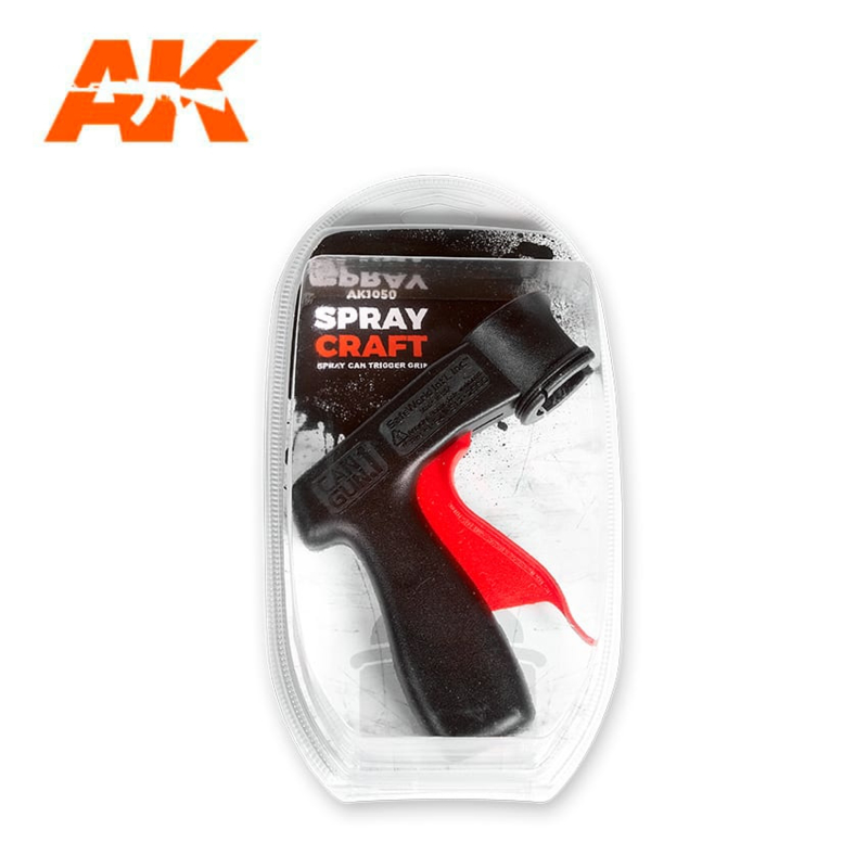 AK1050 SPRAY CRAFT – SPRAY CAN TRIGGER GRIP