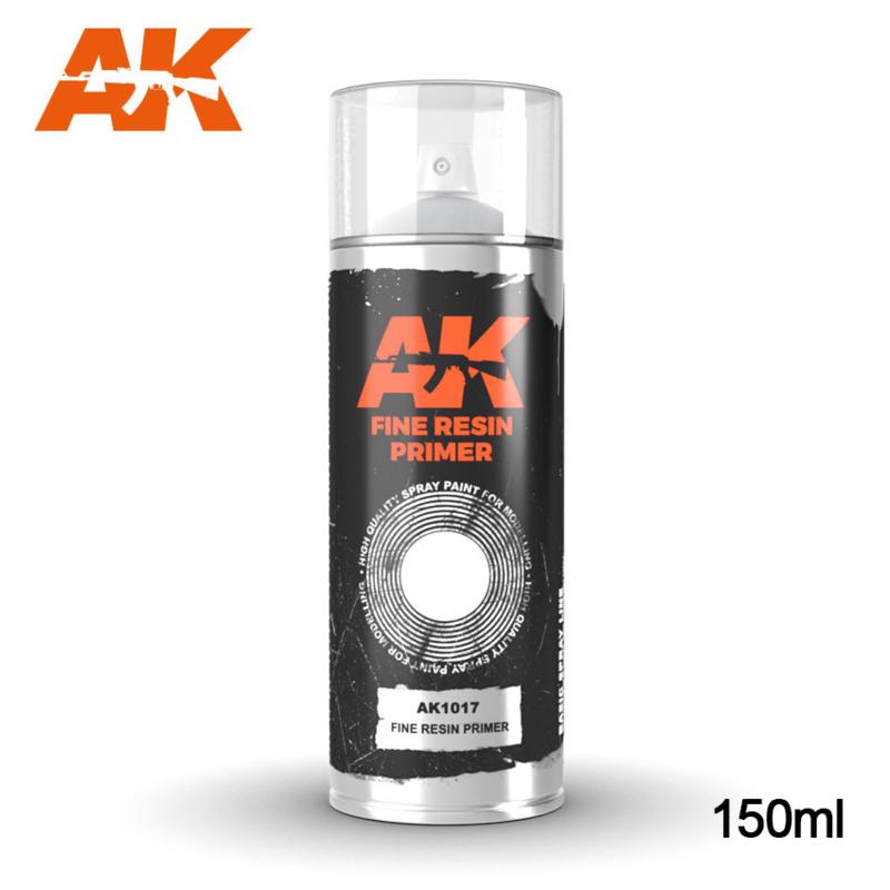 AK1017 Fine Resin Primer Spray