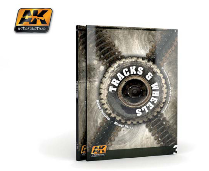 LS03-AK274 AK Learning Series 3 Track & Wheels