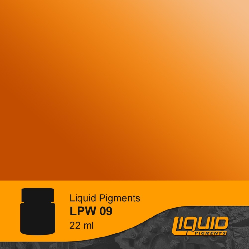 LPW09 Lifecolor Liquid pigments Orange Marks 22ml