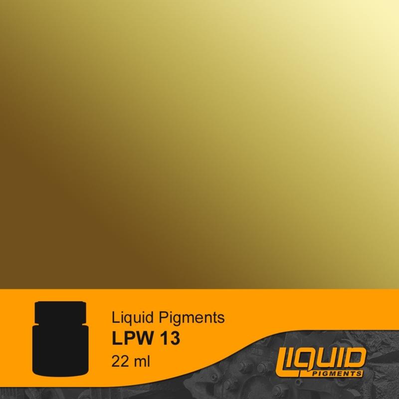 LPW13 Lifecolor Liquid pigmentsLight Earth 22ml