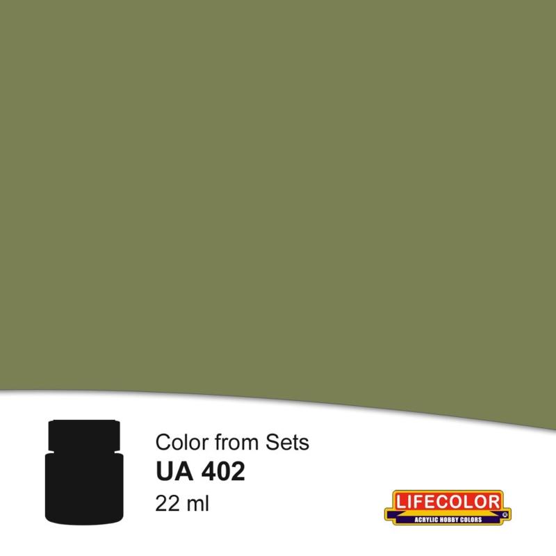 UA402  FIELD GREY 1