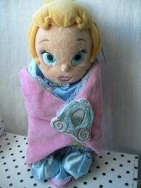 Baby Cinderella Disney knuffel pop | Nicotoy