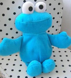 Sesamstraat Koekiemonster knuffel blauw | Tyco
