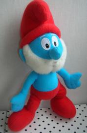 Grote Smurf knuffel rode broek   Play by Play