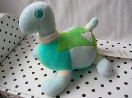 Schildpad Pink Telly knuffel no. 1 blauw | Happy Horse