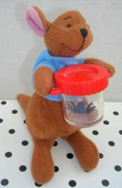 Disney kangaroe Roo knuffel met spin | McDonalds