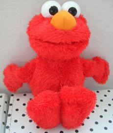 Sesamstraat talking Elmo knuffel rood | Hasbro