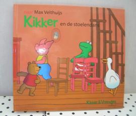 Prentenboek Kikker en de stoelendans | Max Velthuijs