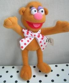 Fozzie de beer Muppets knuffel | McDonalds