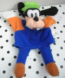 Goofy Disney knuffel vingerpopje | McDonalds