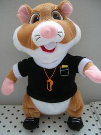 Hamster knuffel als scheidsrechter | Albert Heijn