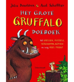 Het grote Gruffalo doeboek | Julia Donaldson