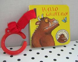 De Gruffalo buggyboekje - Hallo Gruffalo | Julia Donaldson