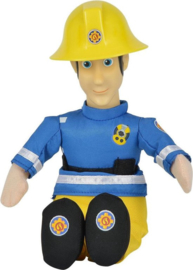 Brandweerman Elvis knuffel | Brandweerman Sam