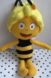 Maja de bij knuffel geel/zwart | Play by Play