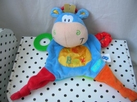 Blankie Toy Box knuffeldoek | Playgro