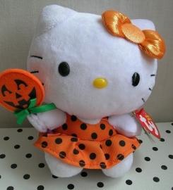 Hello Kitty knuffel halloween | TY