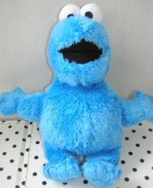 Sesamstraat Koekiemonster knuffel blauw | H&M