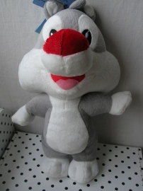 Baby Sylvester knuffel Looney Tunes
