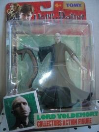 Harry Potter Lord Voldemort Collectors Action Figure | Tomy