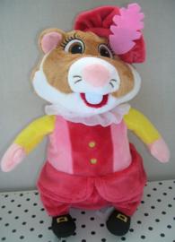 Hamster knuffel als meisje Piet | Albert Heijn