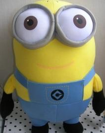 Minion Bob knuffel geel | Verschrikkelijke Ikke