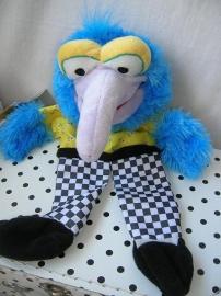 Gonzo Muppets knuffel handpop | AH