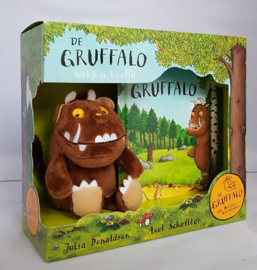 De Gruffalo cadeauset : boekje en Gruffalo knuffel | Julia Donaldson