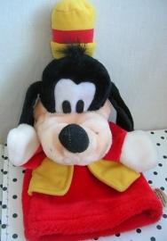 Goofy Disney knuffel handpop