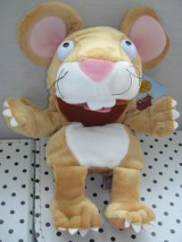 De Gruffalo knuffel handpop muis | Aurora