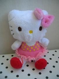 Hello Kitty knuffel jurkje met tule | Sanrio