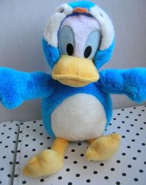 Donald Duck knuffel eend als pinguin | Disneyland Disneystore