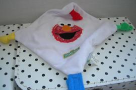 Sesamstraat Elmo knuffeldoek | ABN Amro