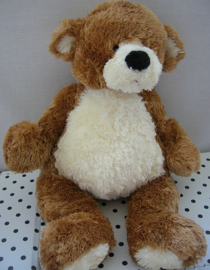Beer Bear Fleming knuffel bruin/roomwit | Gund