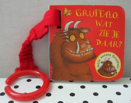 De Gruffalo buggyboekje - wat zie je daar? | Julia Donaldson