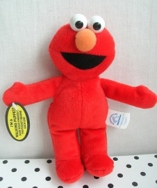 Sesamstraat Elmo Walking Puppet knuffel popje | Applause
