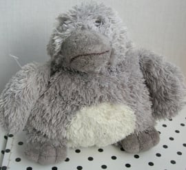 Pinguin Olle knuffel grijs/wit | Happy Horse