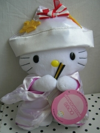 Hello Kitty knuffel Japenese Wedding | McDonalds